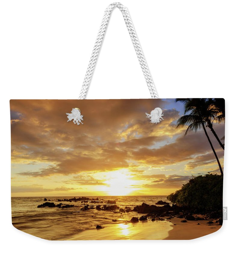 Glorious Weekender Tote Bag featuring the photograph Glorious by Chad Dutson