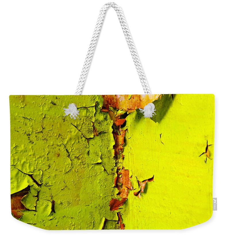 Skip Hunt Weekender Tote Bag featuring the photograph Going Green by Skip Hunt