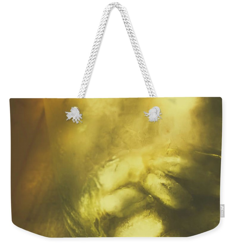 Saloon Weekender Tote Bag featuring the photograph Golden Saloon Afternoon by Jorgo Photography - Wall Art Gallery