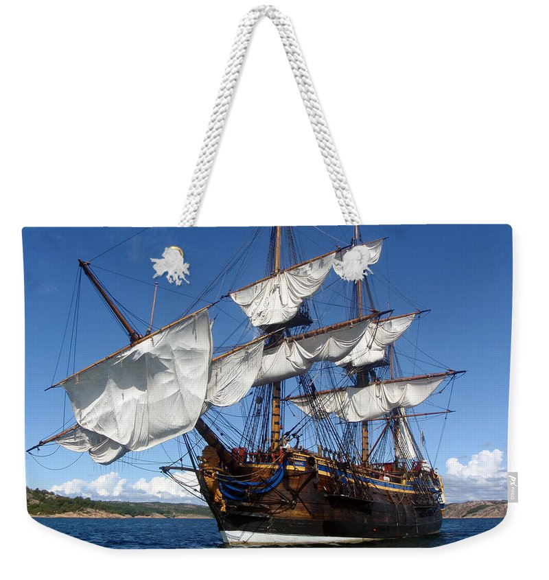 Gothenburg Weekender Tote Bag featuring the photograph Gothenburg by Are Lund