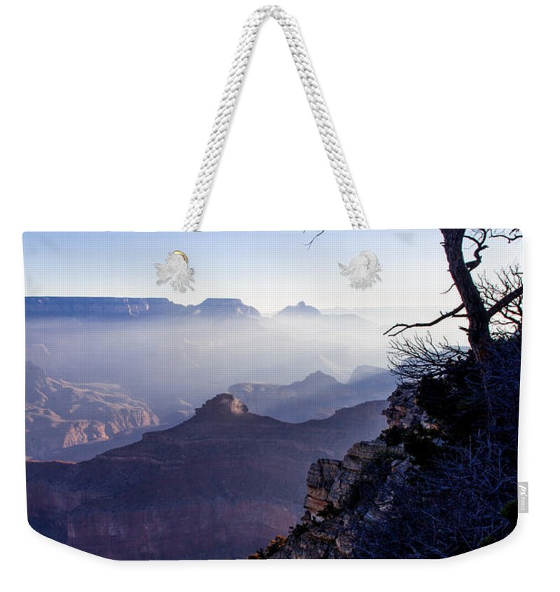 Grand Canyon National Park Weekender Tote Bag featuring the photograph Grand Canyon 33 by Donna Corless