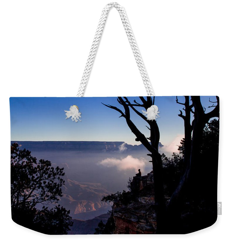 Grand Canyon National Park Weekender Tote Bag featuring the photograph Grand Canyon 34 by Donna Corless