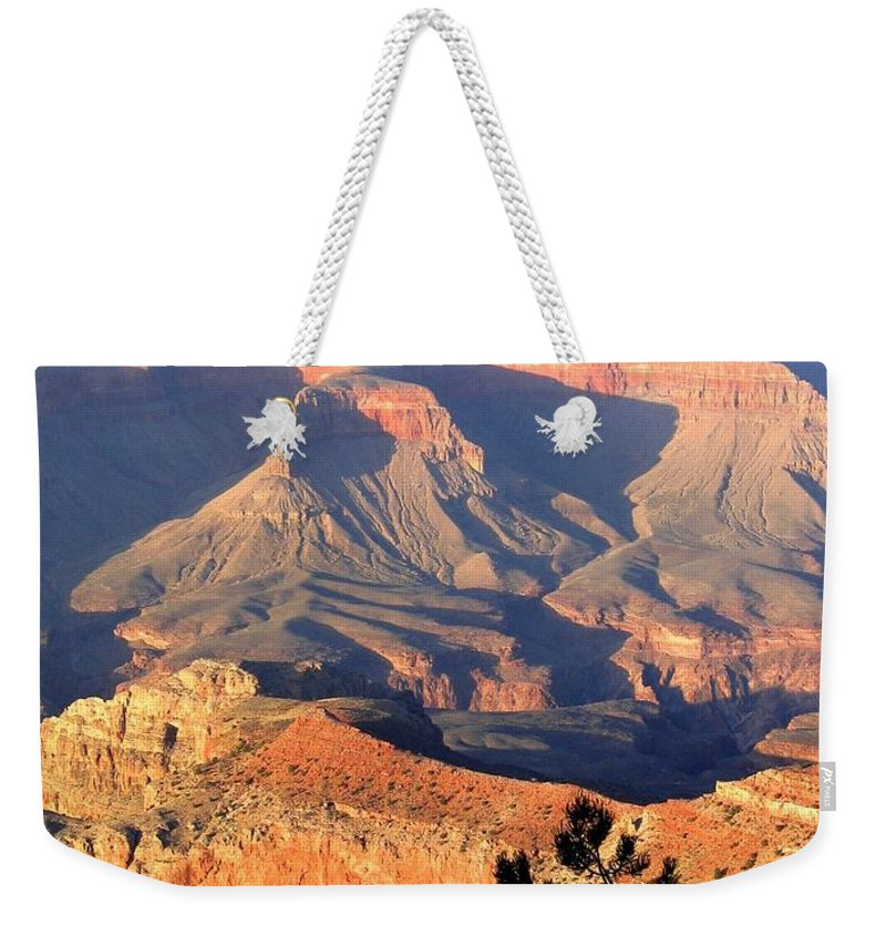 #grandcanyon50 Weekender Tote Bag featuring the photograph Grand Canyon 50 by Will Borden