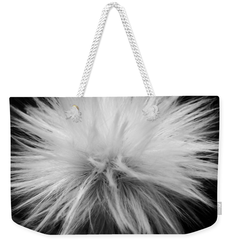Garden Weekender Tote Bag featuring the photograph Grey Hairs by Juergen Weiss