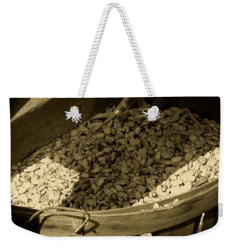 Agriculture Weekender Tote Bag featuring the photograph Grist For The Mill by RC DeWinter