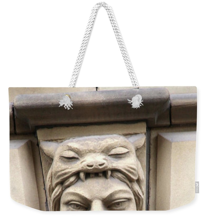 Weekender Tote Bag featuring the photograph Griswade by Jez C Self