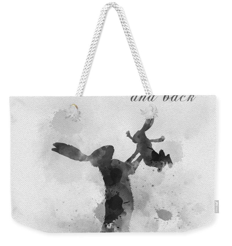 Guess Mixed Media Weekender Tote Bags