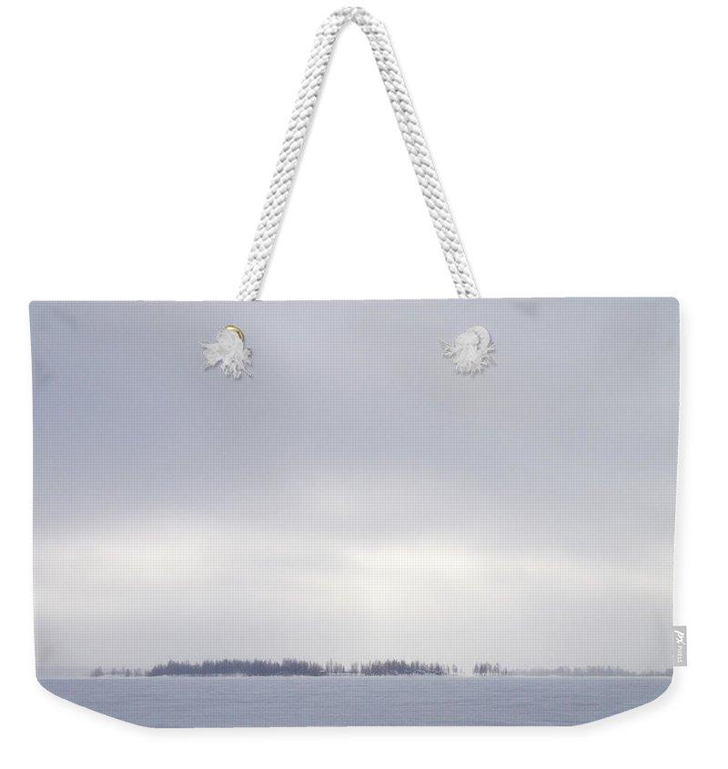 Lehtokukka Weekender Tote Bag featuring the photograph Gulf Of Bothnia Variations Nr 1 by Jouko Lehto