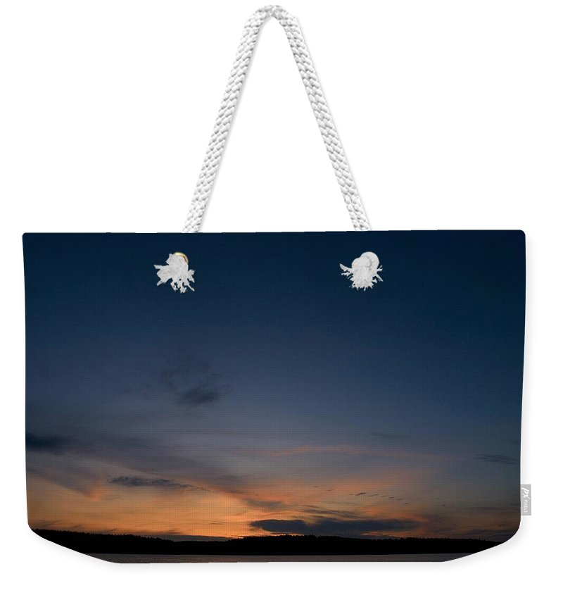 Lehtokukka Weekender Tote Bag featuring the photograph Gulf Of Pohja 3 by Jouko Lehto