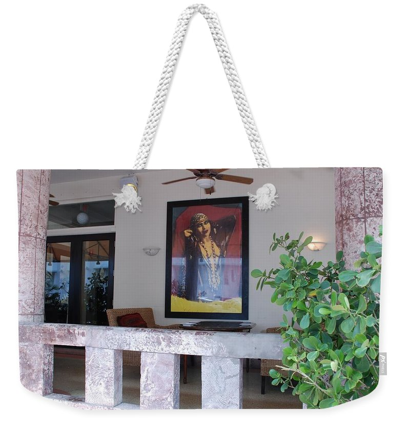 Art Weekender Tote Bag featuring the photograph Gypsy Lady by Rob Hans