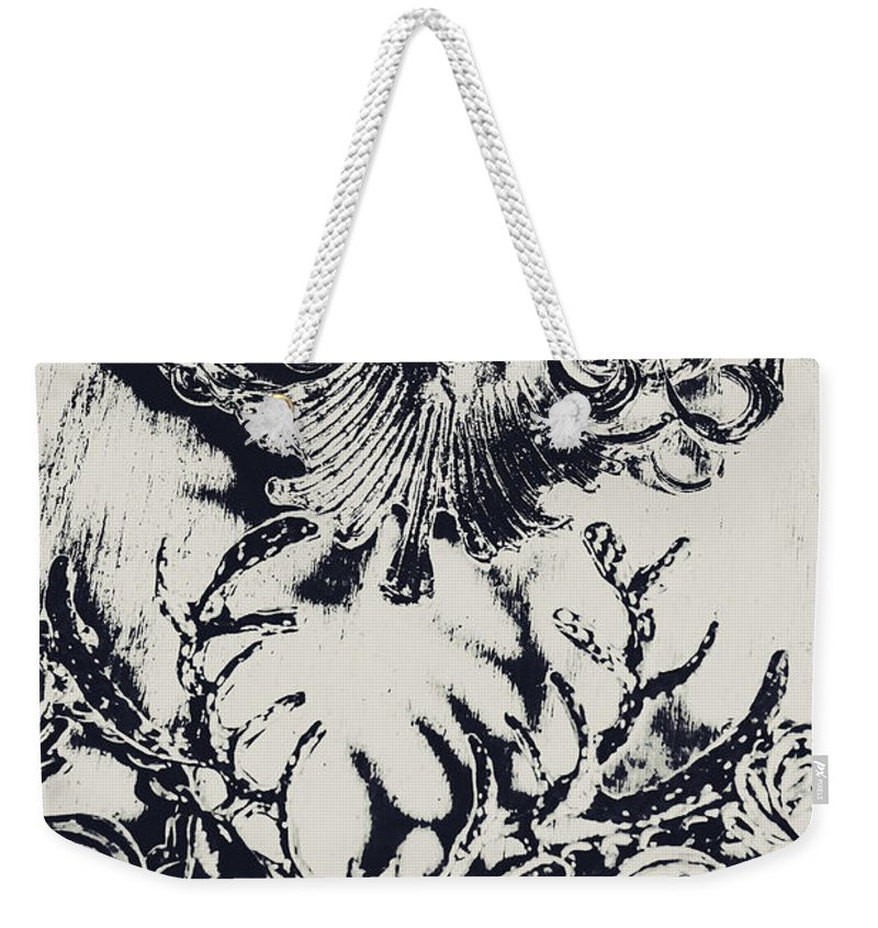 Emblem Weekender Tote Bag featuring the photograph Halls Of Horned Art by Jorgo Photography - Wall Art Gallery