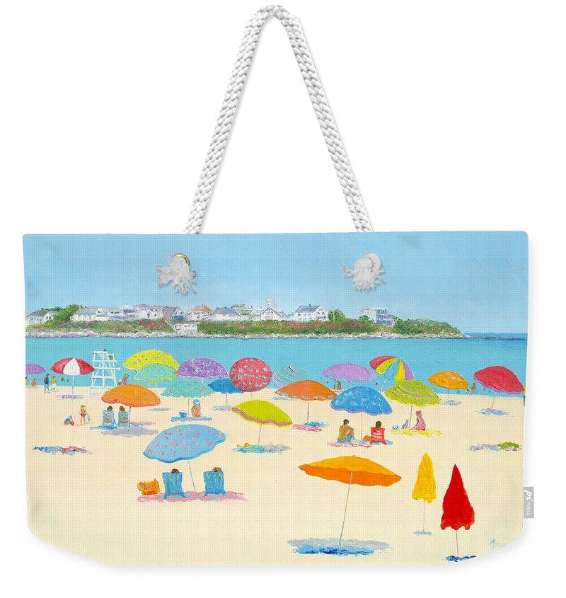 Condo Paintings Weekender Tote Bags