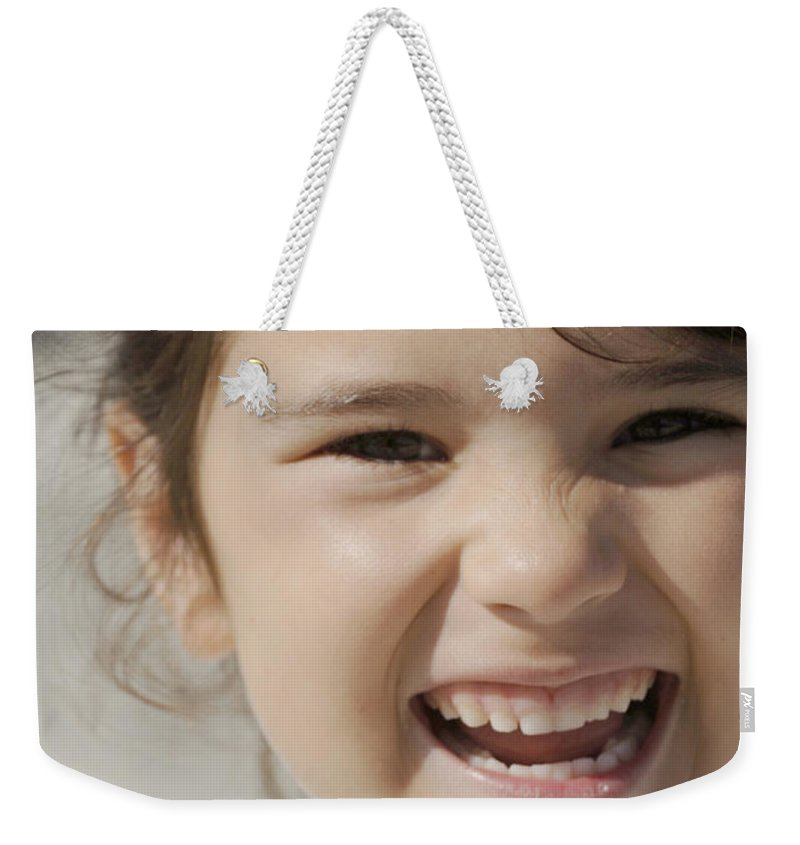 Happy Contest Weekender Tote Bag featuring the photograph Happy Contest 10 by Jill Reger