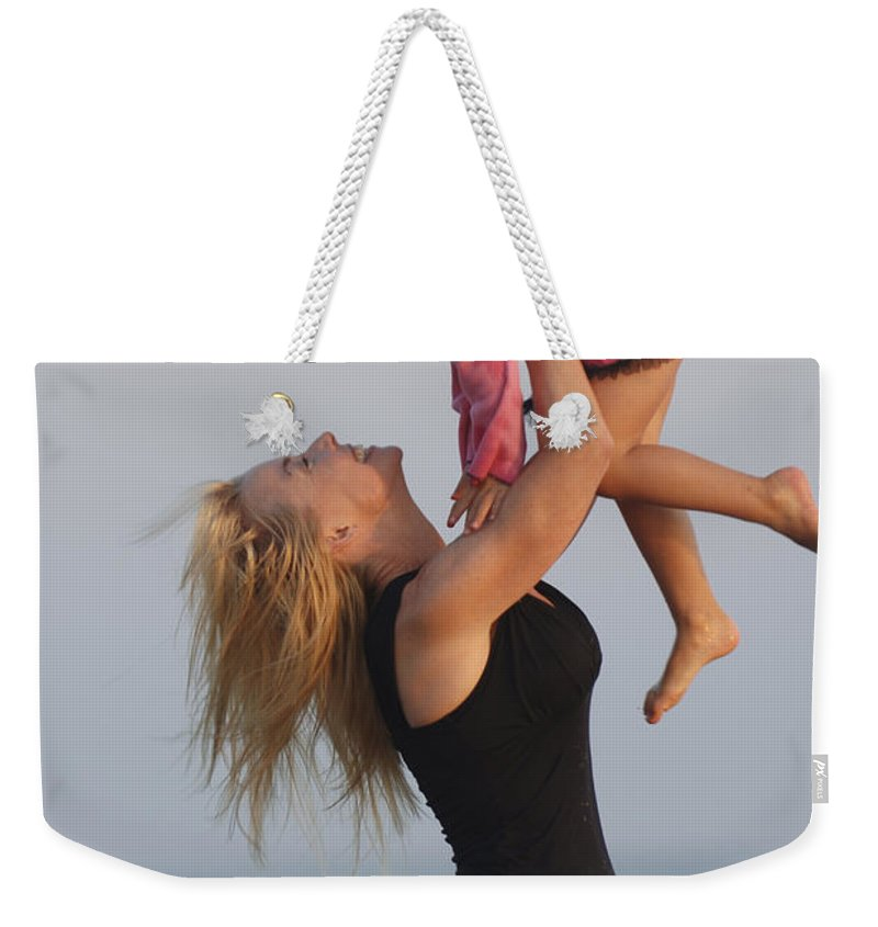 Happy Contest Weekender Tote Bag featuring the photograph Happy Contest 12 by Jill Reger