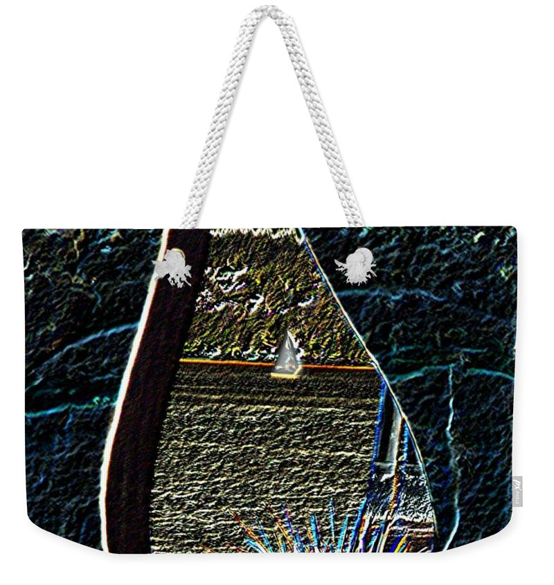 Bremerton Weekender Tote Bag featuring the photograph Harborside Fountain Park Bremerton Wa 2 by Tim Allen