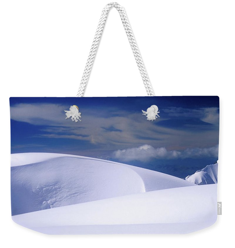 Alone Weekender Tote Bag featuring the photograph Harmony by Konstantin Dikovsky