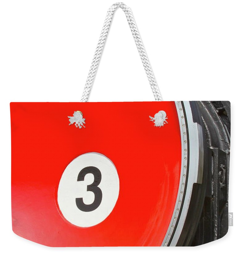 Hatch Weekender Tote Bag featuring the photograph Hatch by Rick Monyahan