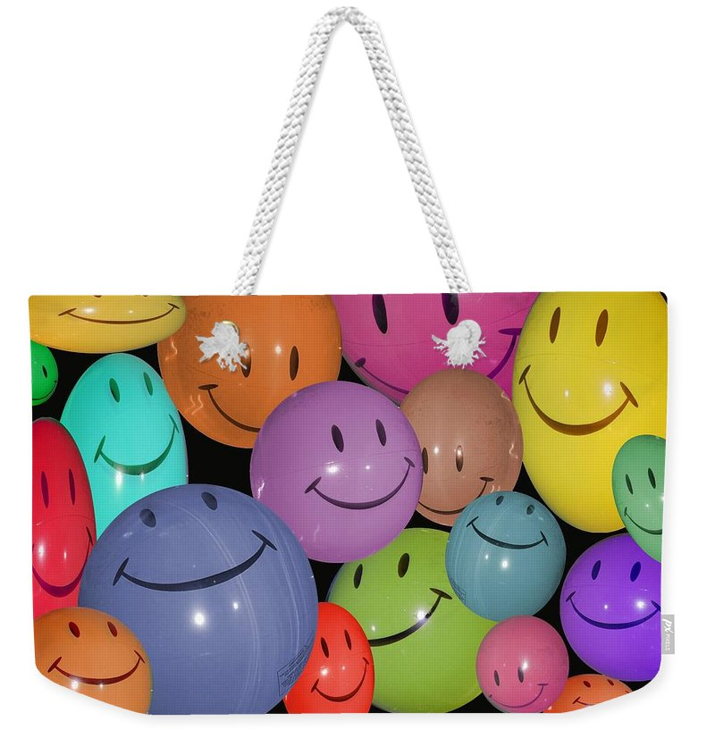 Have A Nice Day Weekender Tote Bag featuring the photograph Have A Nice Day by Robert Meanor