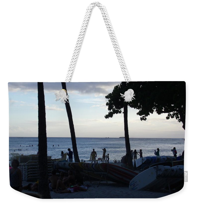 Hawaii Photographs Weekender Tote Bags