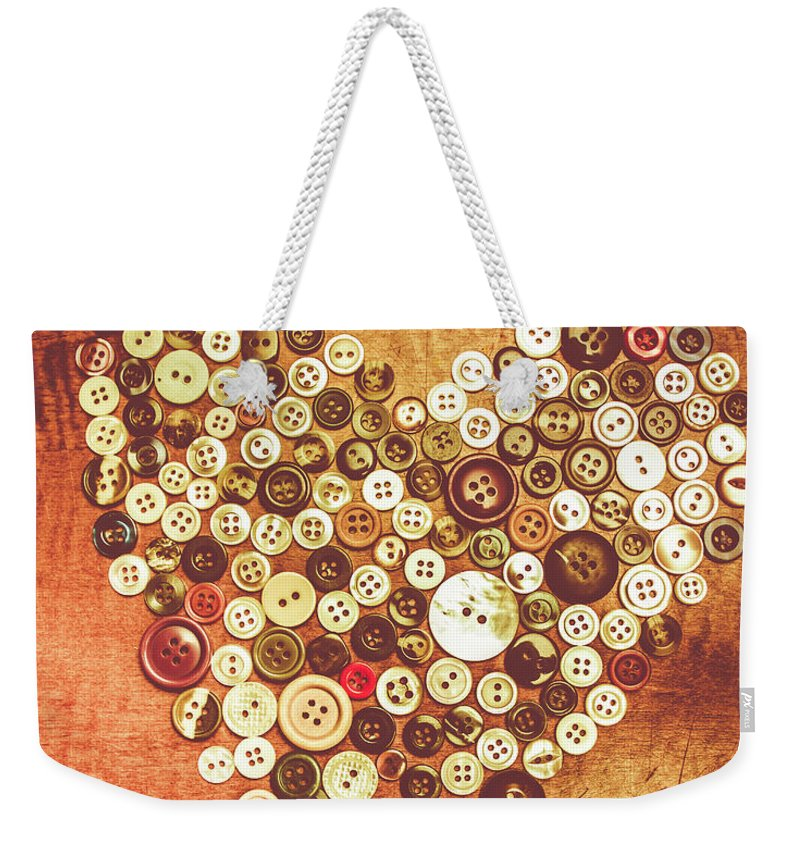 Dress Form Weekender Tote Bags