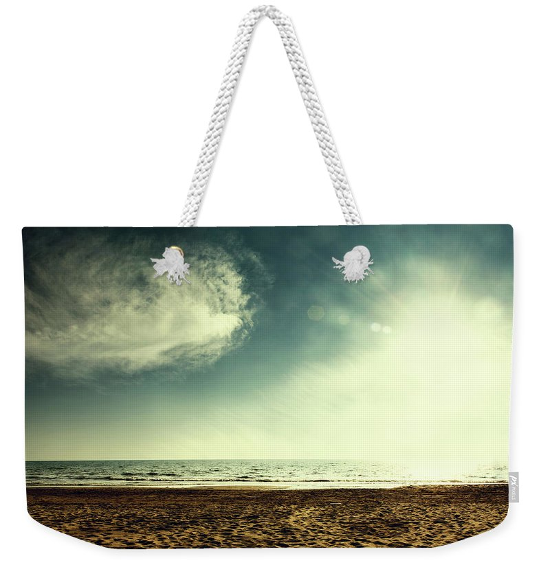 Weekender Tote Bag featuring the photograph Heat... by Heaven Man
