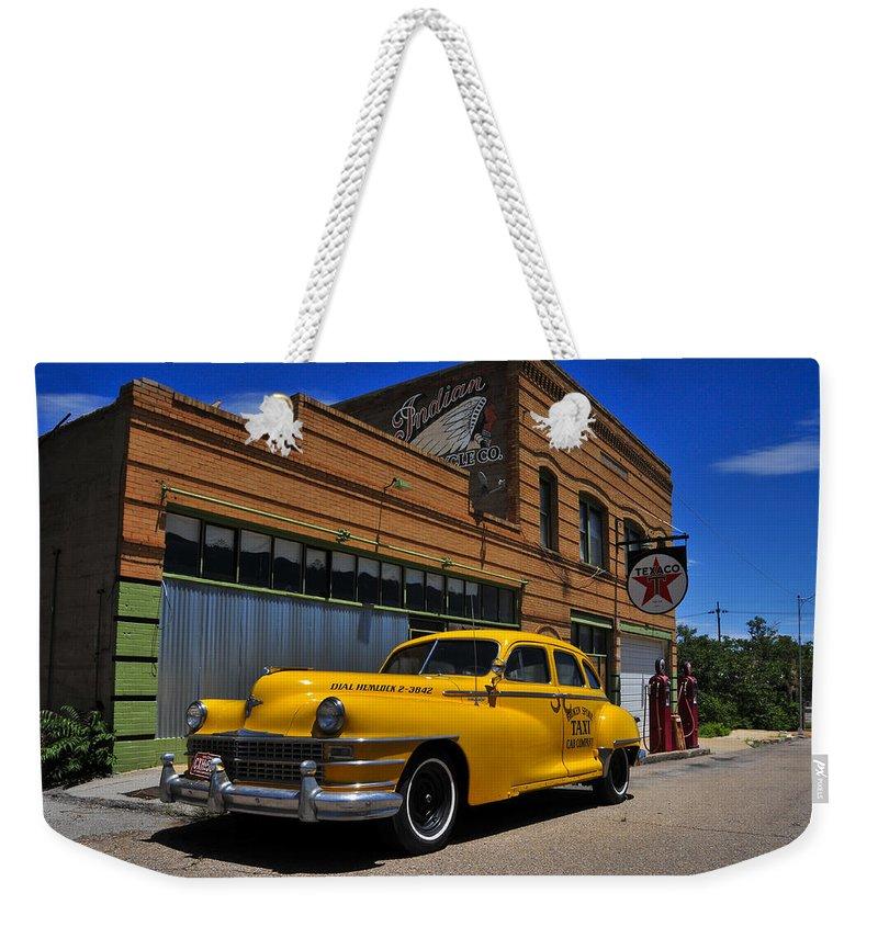 Hemlock Weekender Tote Bag featuring the photograph Hemlock by Skip Hunt