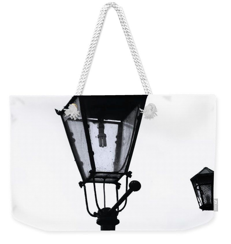 Weekender Tote Bag featuring the photograph Hey Mama by Jez C Self