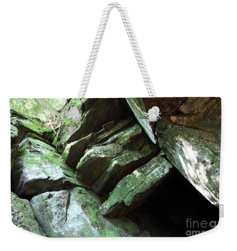 Tree Weekender Tote Bag featuring the photograph Hi Tree by Amanda Barcon