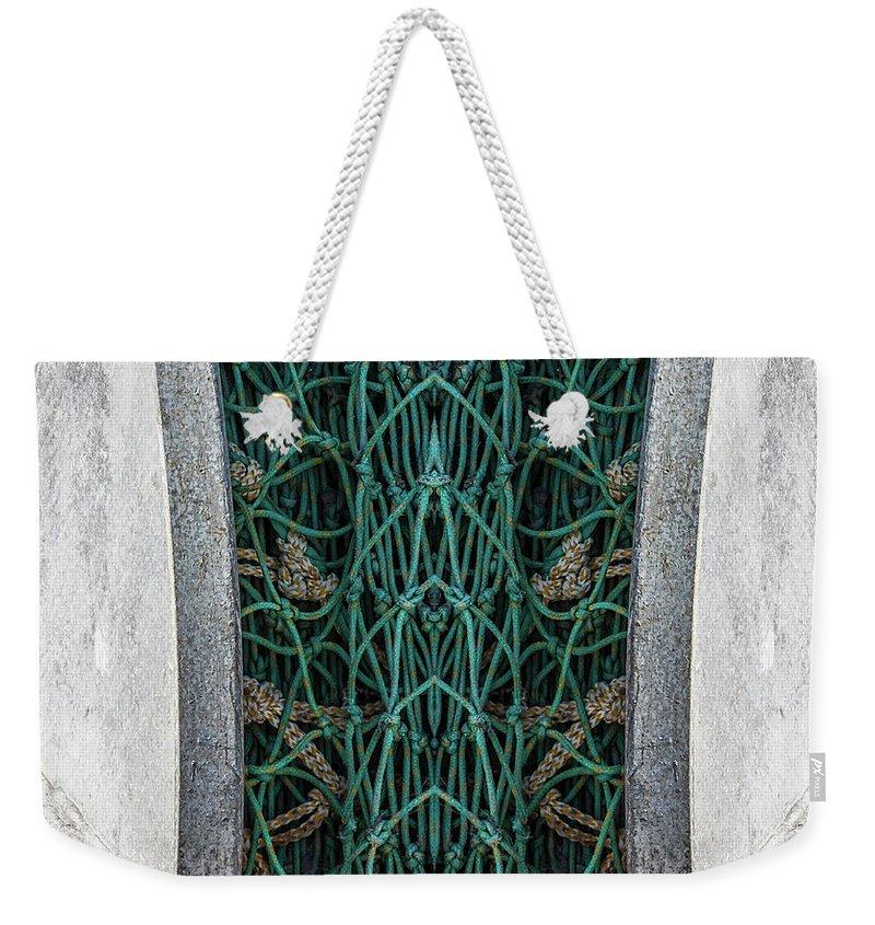 Hidden Magic Weekender Tote Bag featuring the photograph Hidden Magic - by Julie Weber