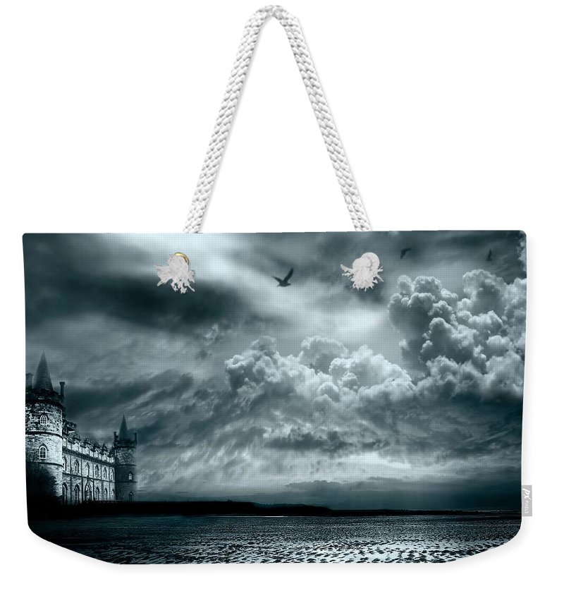 Beach Weekender Tote Bag featuring the photograph Home by Jacky Gerritsen