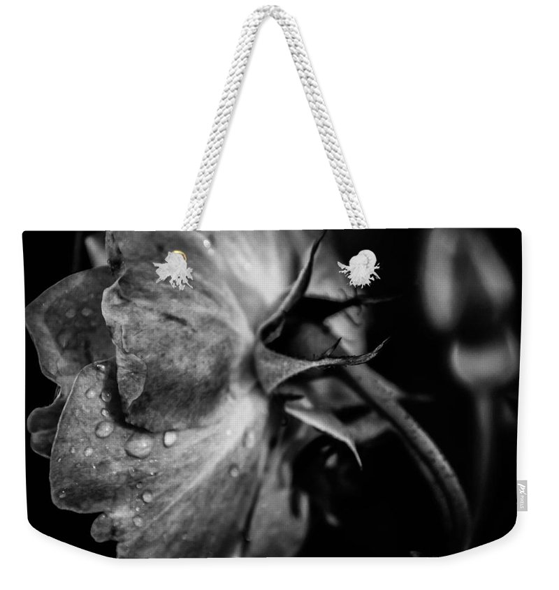 Single Weekender Tote Bag featuring the photograph Hope by Andrea Anderegg