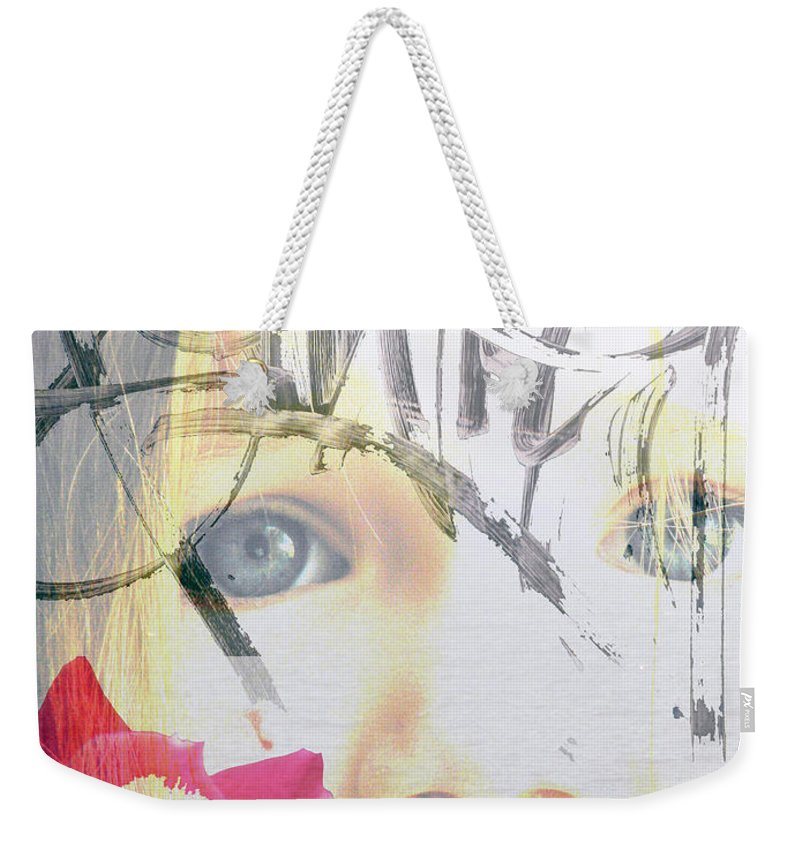 Modern Weekender Tote Bag featuring the photograph Hope For The Future by Amanda Barcon