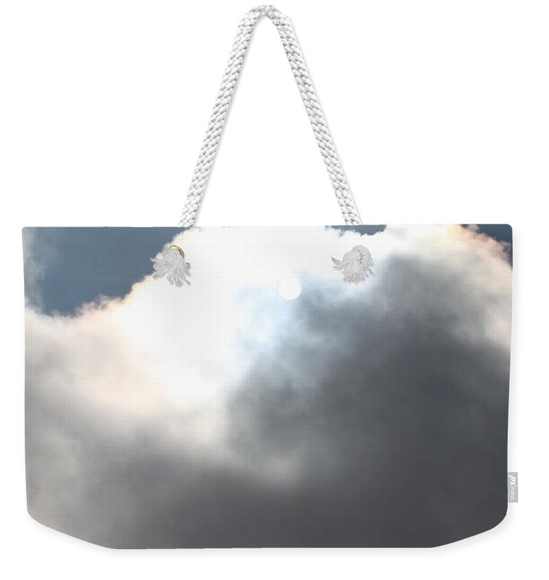 Hope Weekender Tote Bag featuring the photograph Hope by Nadine Rippelmeyer