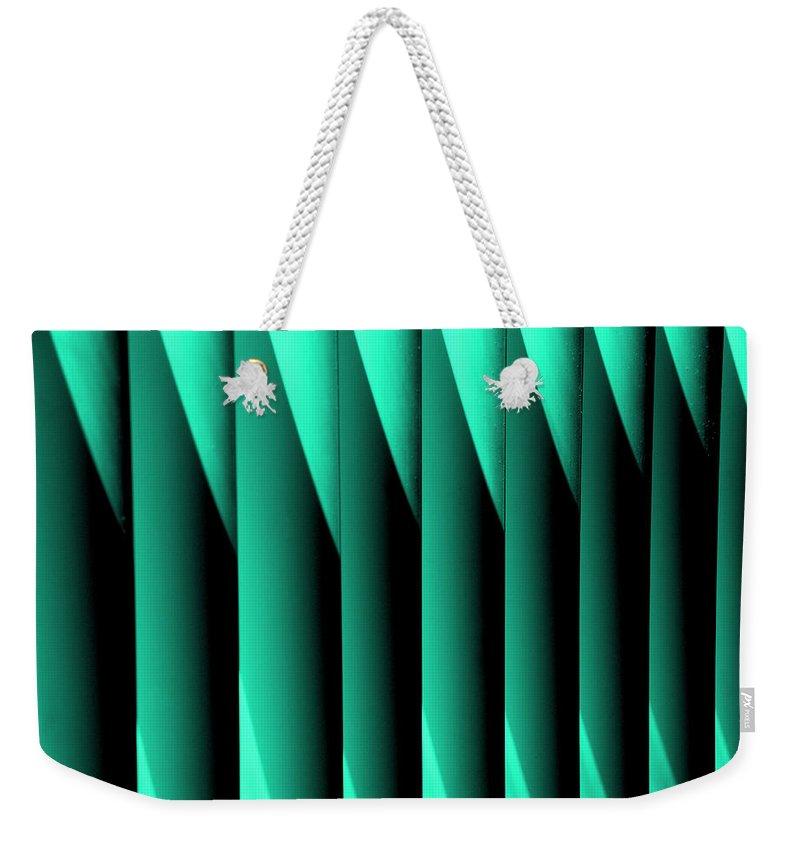 Hope Weekender Tote Bag featuring the photograph Hope by Susanne Van Hulst