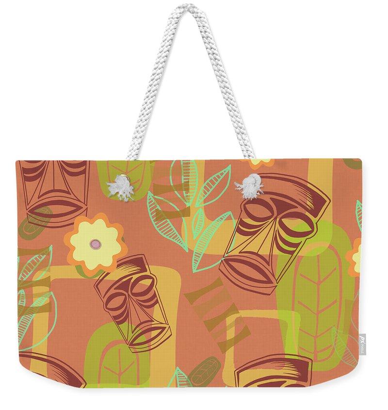 Little Weekender Tote Bags