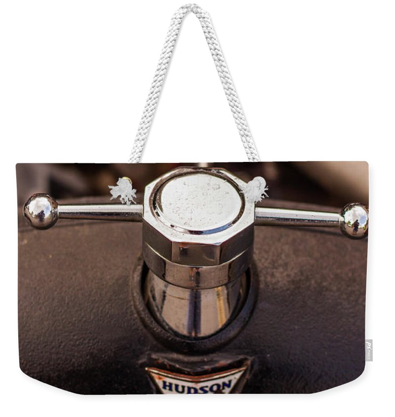 Hudson Weekender Tote Bag featuring the photograph Hudson by Per Magnus Skold