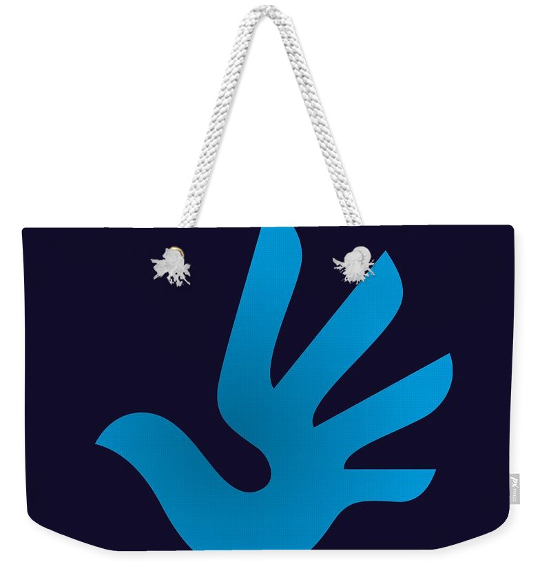 Human Rights Symbol Weekender Tote Bag For Sale By Frederick Holiday