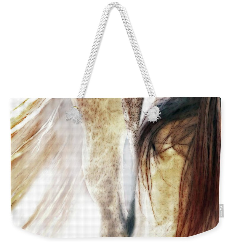 Humble Weekender Tote Bag featuring the photograph Humble by Don Schimmel