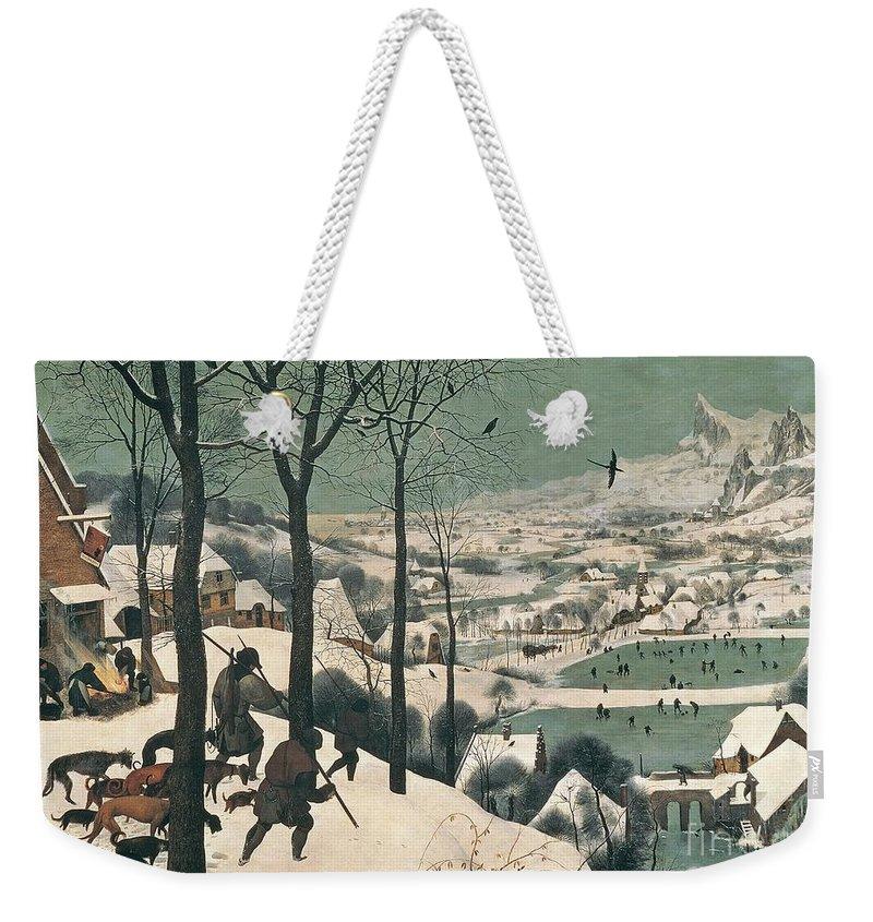 The Elder Weekender Tote Bags