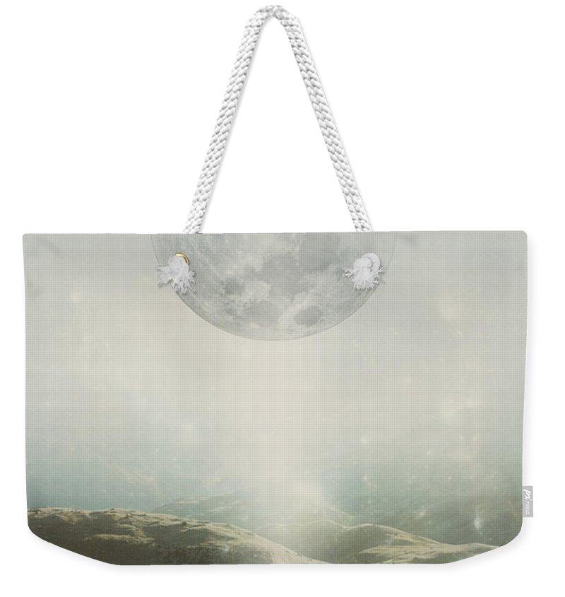I Surrender Weekender Tote Bags