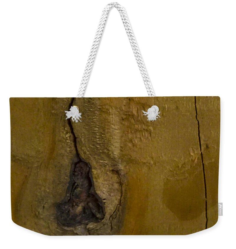 Tamara Kulish Weekender Tote Bag featuring the photograph I Want To Be A Fruit Tree by Tamara Kulish