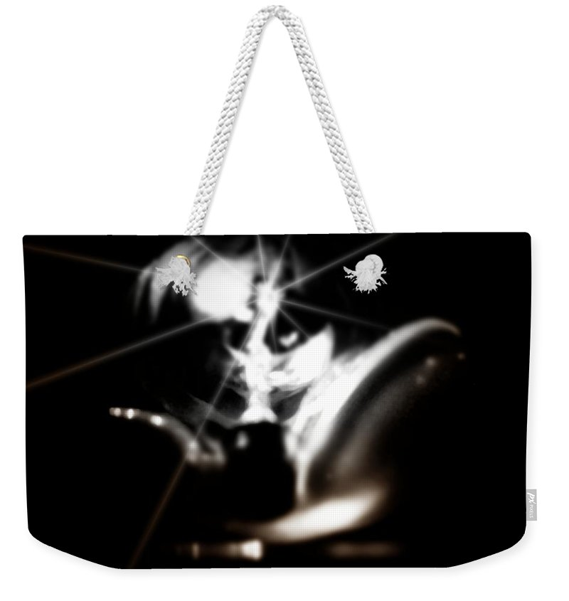 Abstract Weekender Tote Bag featuring the photograph Imagination by Scott Wyatt