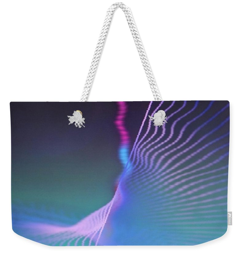 Digital Art Weekender Tote Bag featuring the digital art Img0116 by Ralph Root