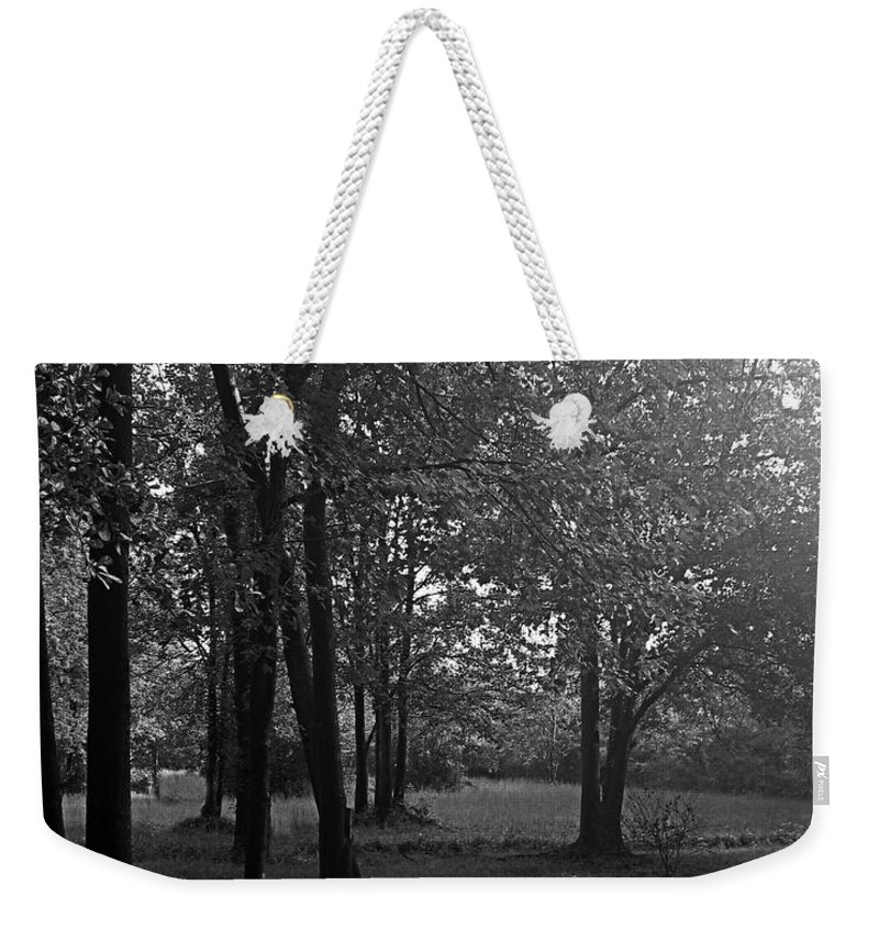 Feild Weekender Tote Bag featuring the photograph In A Dream by Hannah Breidenbach