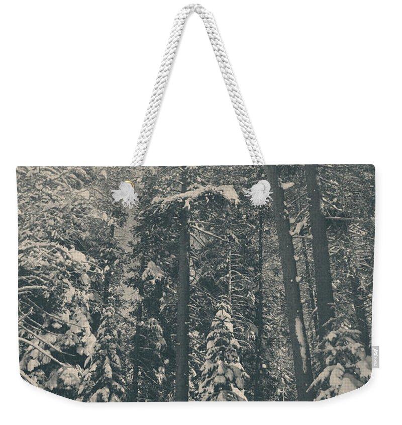Sierra Nevada Weekender Tote Bags