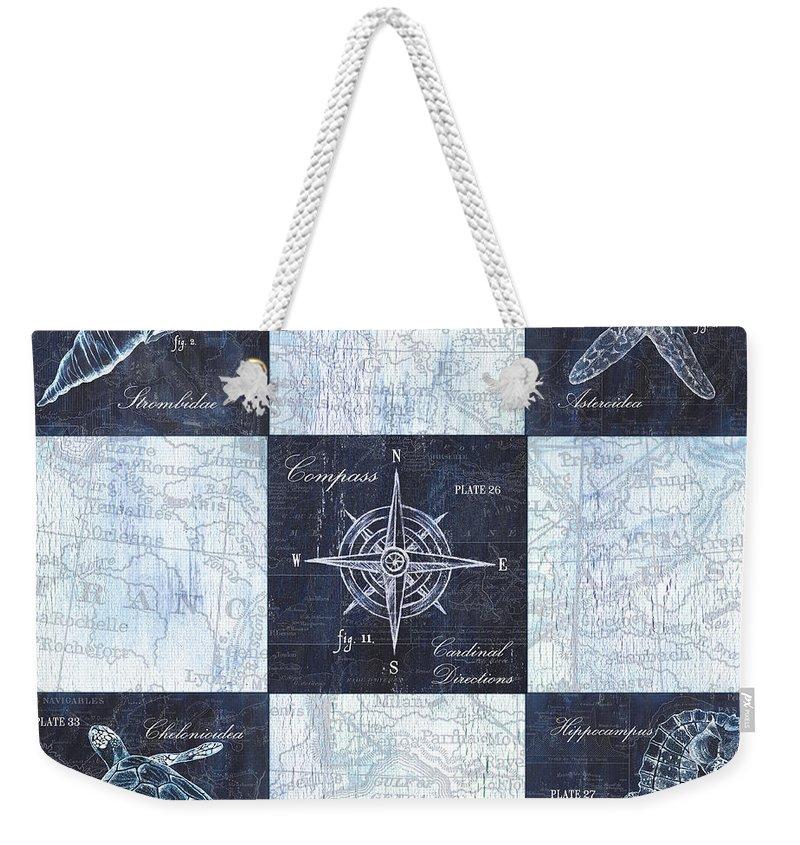 Scientific Illustration Weekender Tote Bags