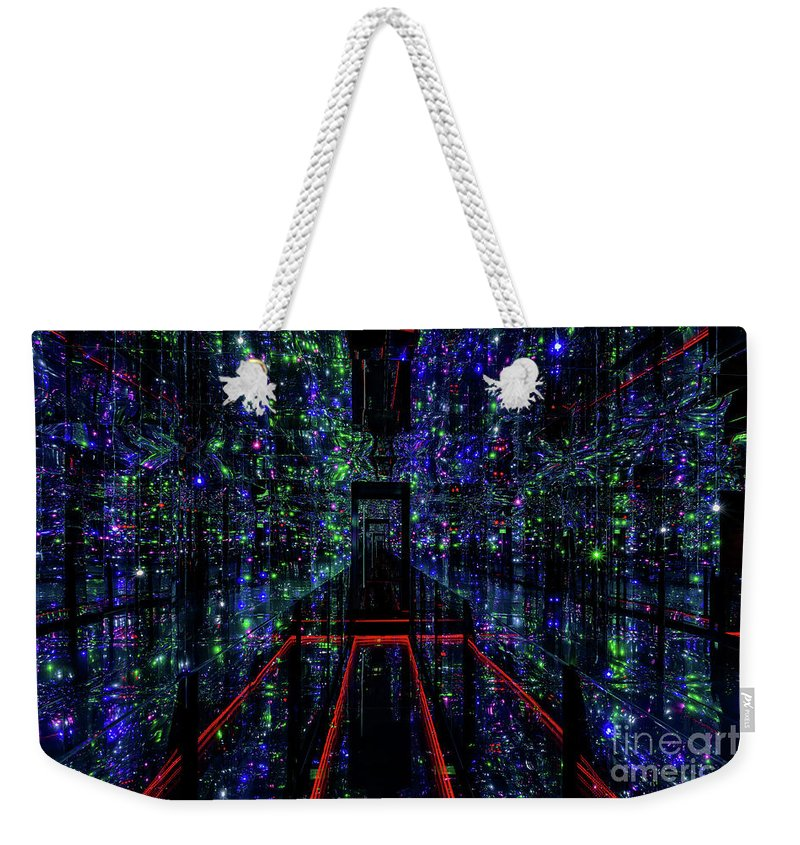 Infinity Weekender Tote Bag featuring the photograph Infinity... by Viktor Birkus
