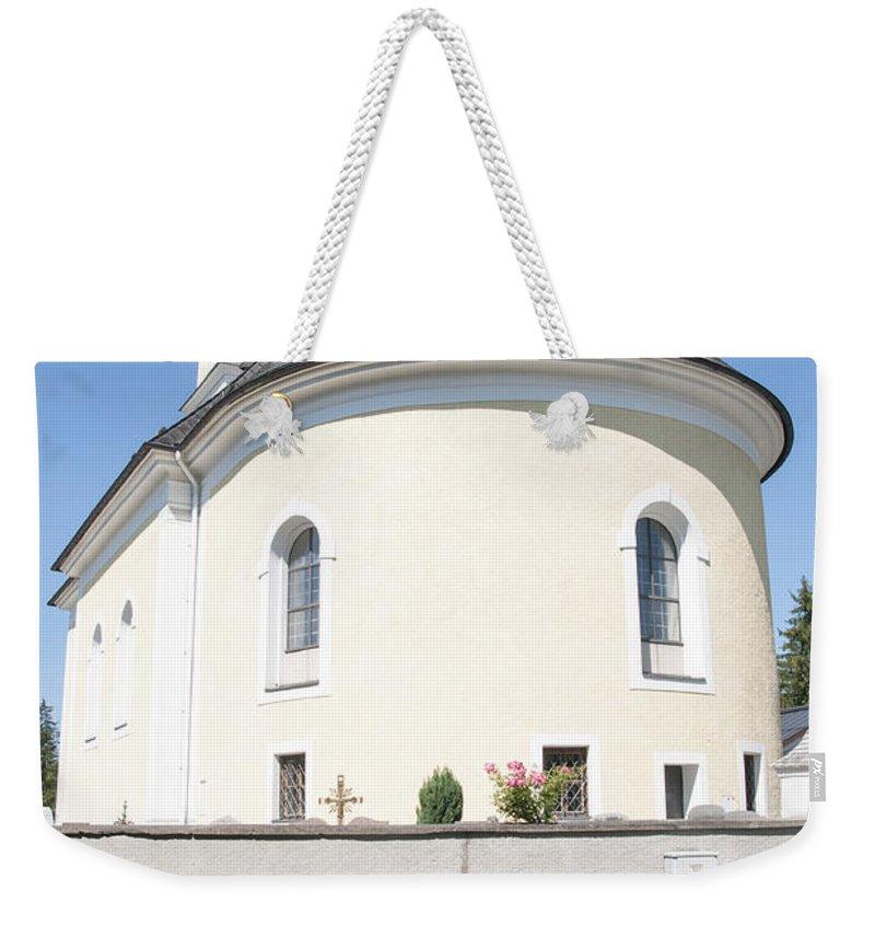 Itter Weekender Tote Bag featuring the photograph Itter, Tirol, Austria by Ilan Rosen