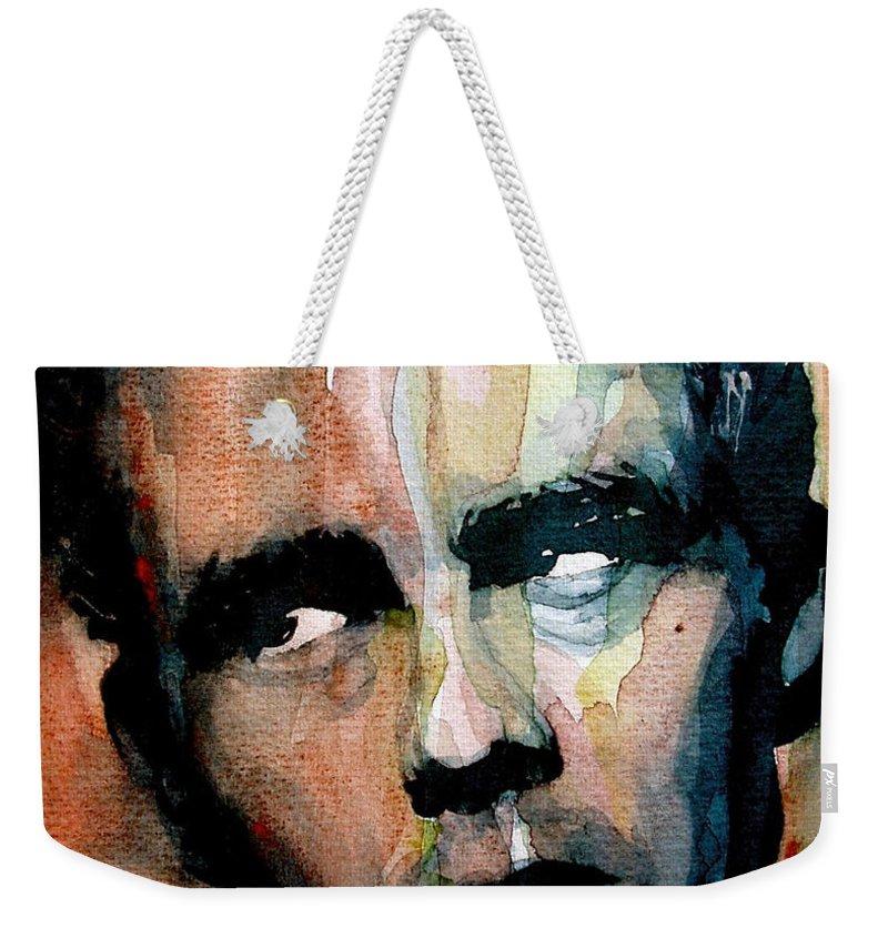 James Dean Weekender Tote Bags