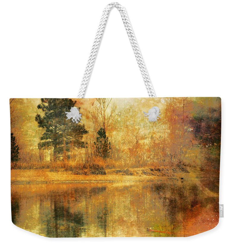 Trees Weekender Tote Bag featuring the photograph January 26 2010 by Tara Turner